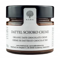 Organic Date Chocolate Spread